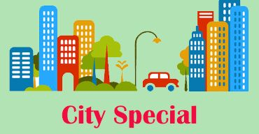 City Special - Online Cake Delivery in Noida