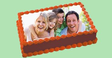 Photo cakes online in Lucknow