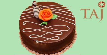Online Taj-5 Star Cake Delivery in Gwalior