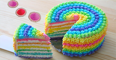 Online Holi Gift Cakes Delivery