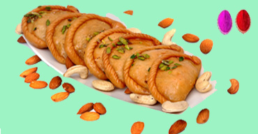 Holi gifts online Sweets