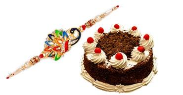 Rakhi and Cakes