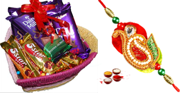 Rakhi and Chocolates