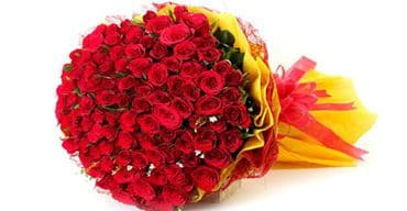 online Flower Bouquet in lucknow