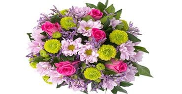 Online Mixed flowers Delivery in Guntur