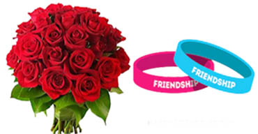 Friendship Day Flower Gifts
