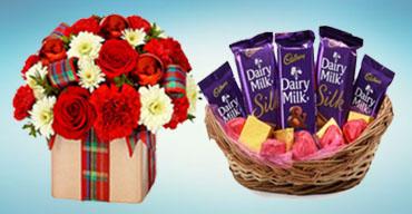 Flowers & Chocolates