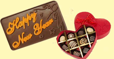 New Year Chocolates