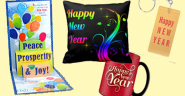 Persoanlized New Year Gifts
