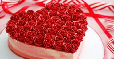 Valentines Cake Online