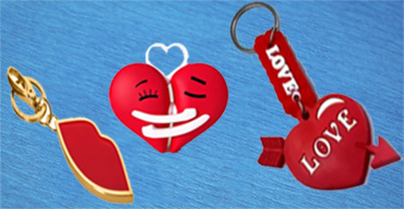 Valentines Key Chain